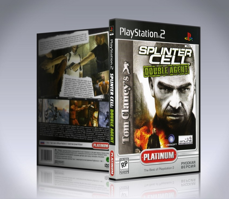 Splinter Cell Double Agent (ps2)-thumb