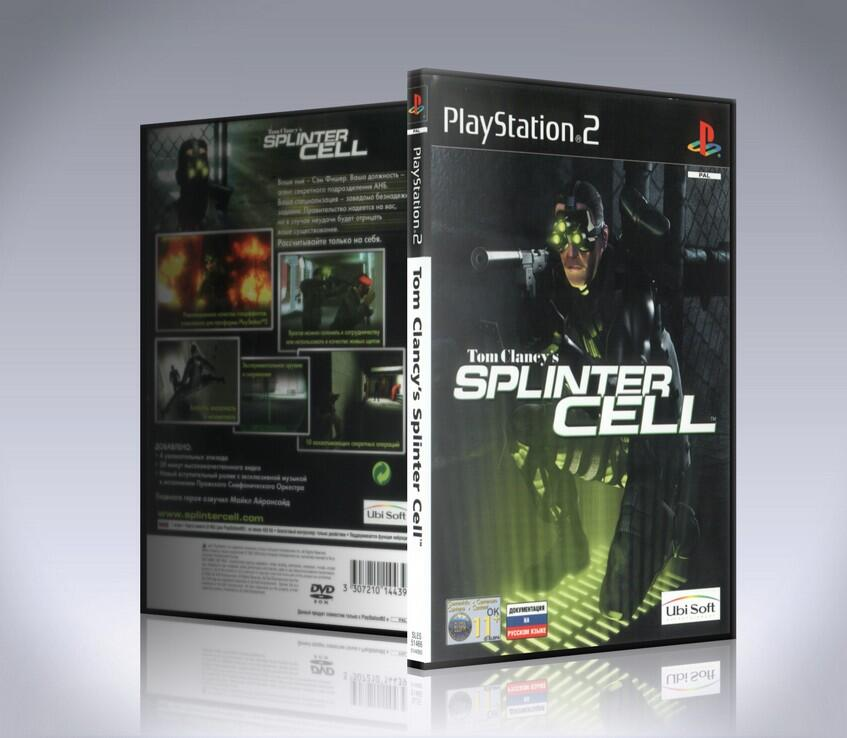 Splinter cell tom clancy's (ps2)-thumb