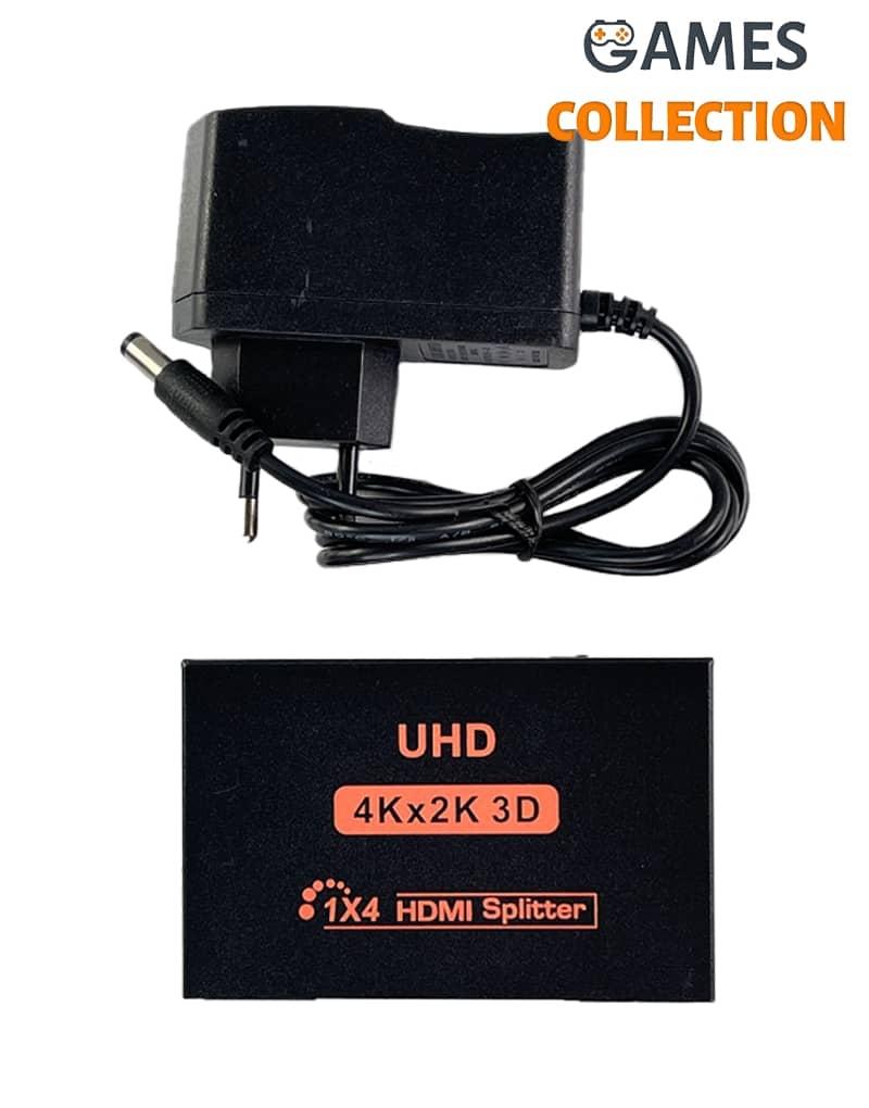 Сплитер HDMI 4-1-thumb