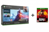 Xbox One X 1TB Battlefield V Gold Rush bundle + Red Dead Redemption 2-thumb