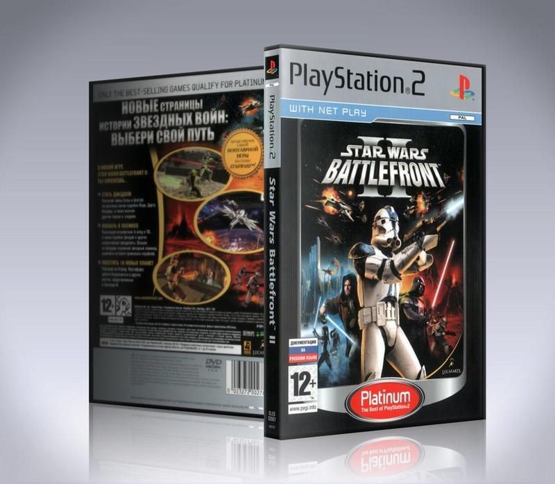 Star Wars Battlefront II (ps2)-thumb