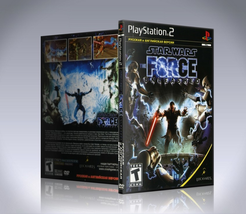 Star Wars force unleashed (ps2)-thumb