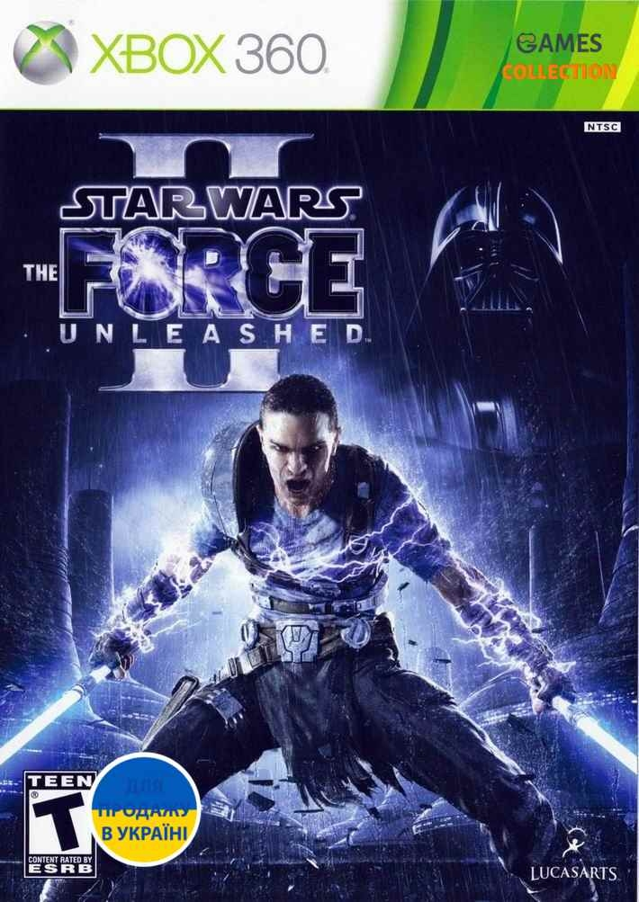 Star Wars: The Force Unleashed II (XBOX360)-thumb