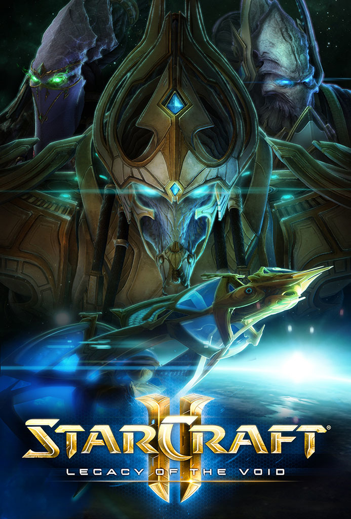 STARCRAFT 2 II: LEGACY OF THE VOID КЛЮЧ (РС)-thumb