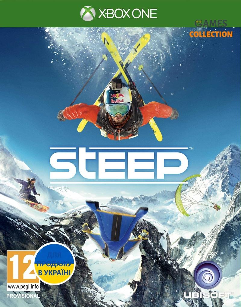 Steep (XBox One) Б/У-thumb