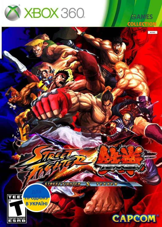 Street Fighter X Tekken (XBOX360)-thumb