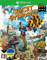 Sunset Overdrive (Xbox One) Б/У-thumb