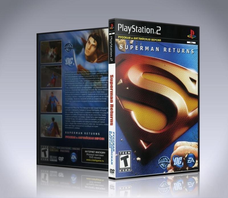 Superman Returns (ps2)-thumb