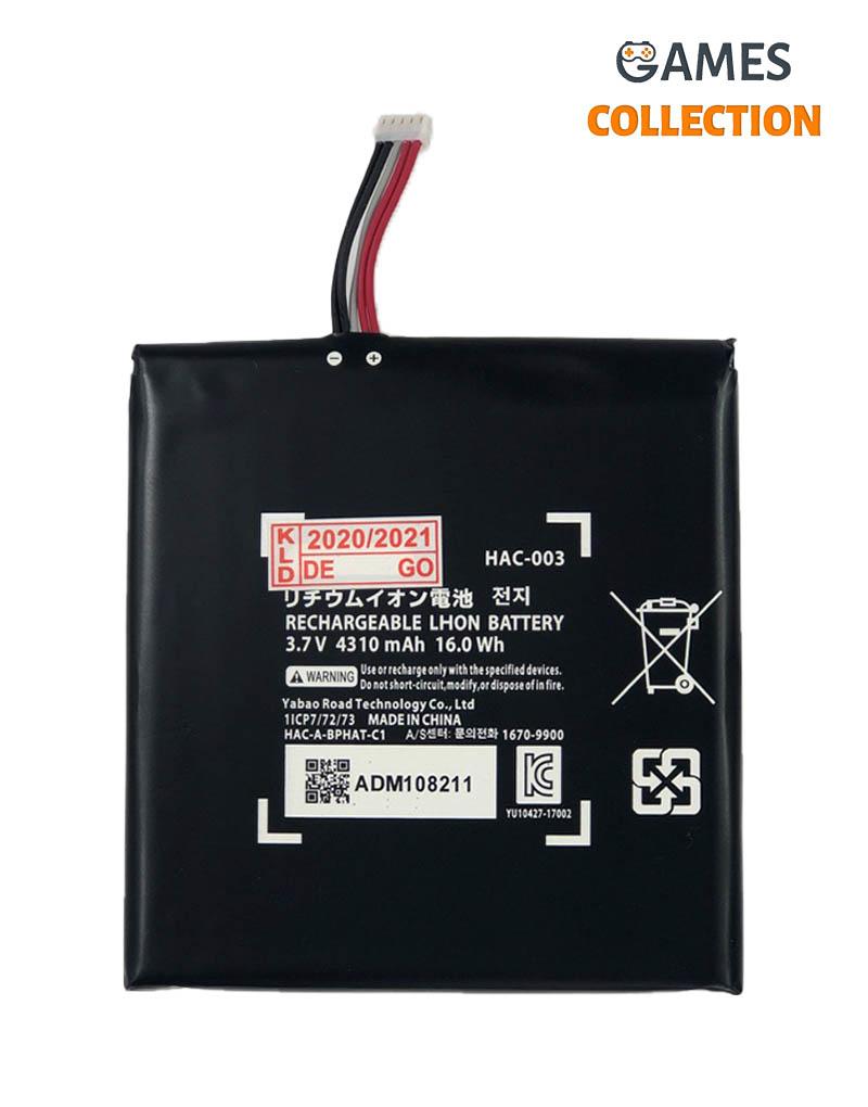 Фирменная Аккумуляторная Батарея 4310mAh HAC-001/003 (Switch)-thumb