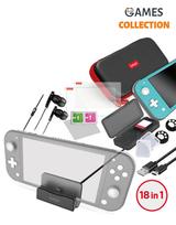 Switch lite18 в 1 Большой набор аксессуаров (Switch lite)-thumb