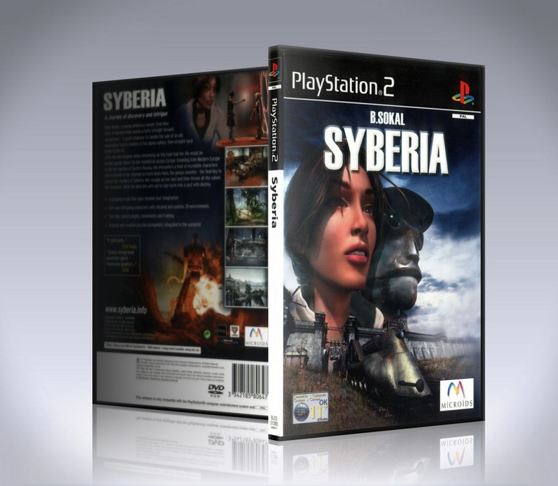 Syberia (ps2)-thumb