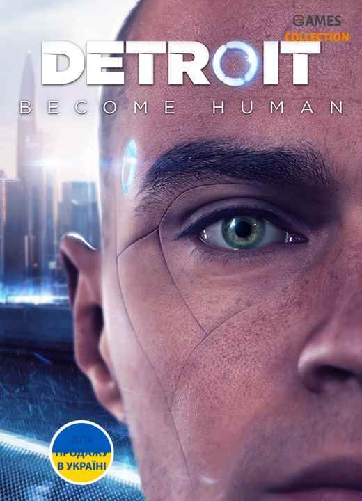 Detroit: Become Human (PC) КЛЮЧ-thumb