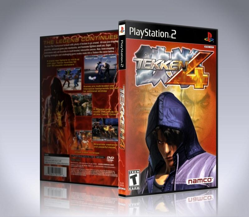 Tekken 4 (ps2)-thumb