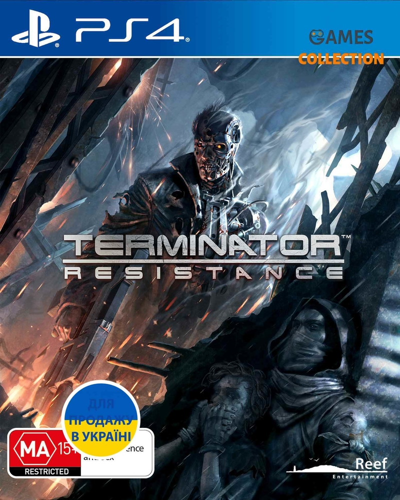 Terminator: Resistance (PS4)-thumb