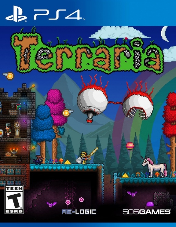 Terraria (PS4)-thumb