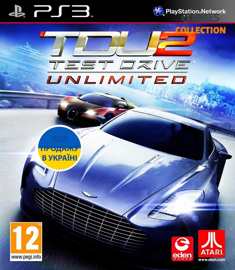 Test Drive Unlimited 2 (PS3)-thumb