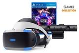 Sony PS4 VR(v2)+Camera+VR Worlds (PS4)-thumb