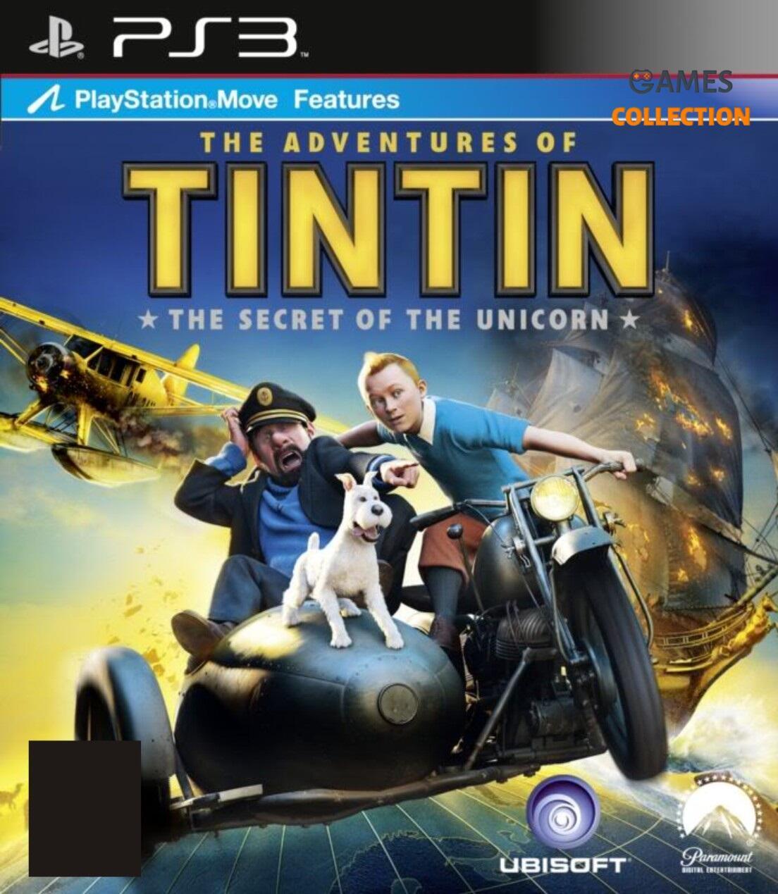 The Adventures of Tintin-thumb