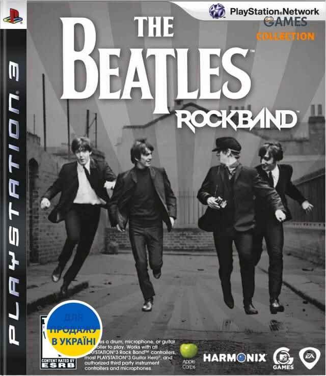 Rock Band: The Beatles (PS3)-thumb