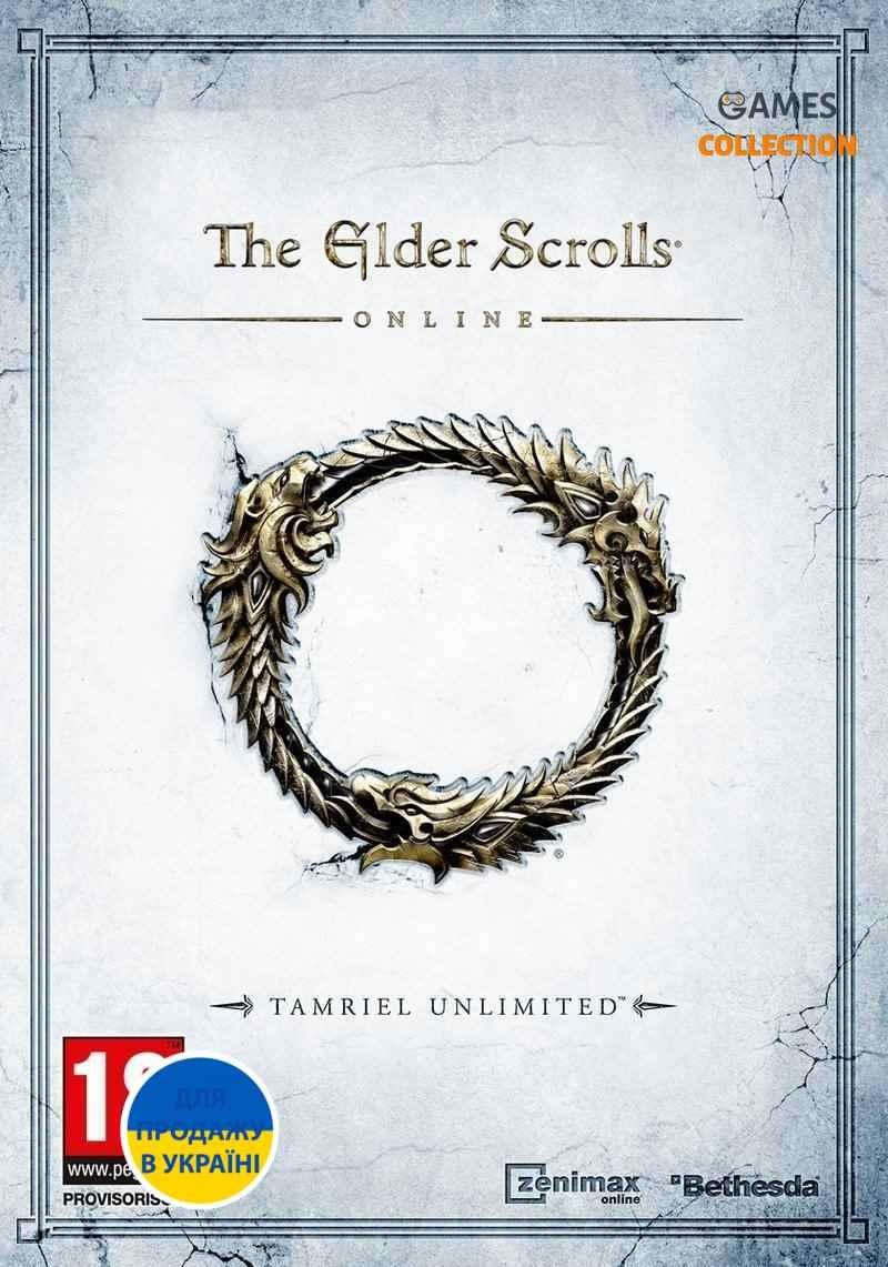 The Elder Scrolls Online: Tamriel Unlimited (PS5)-thumb