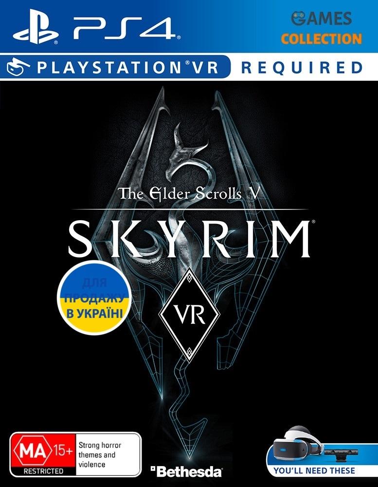 The Elder Scrolls V: Skyrim VR (PS4)-thumb