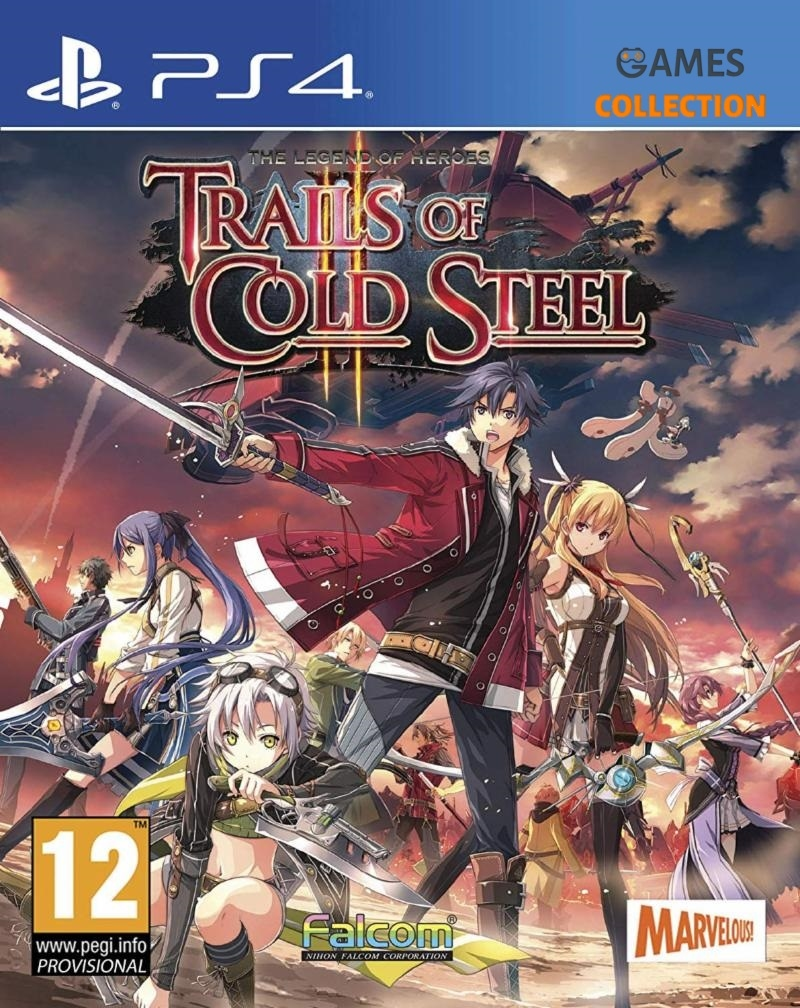The Legend of Heroes: Trails of Cold Steel II (PS4)-thumb