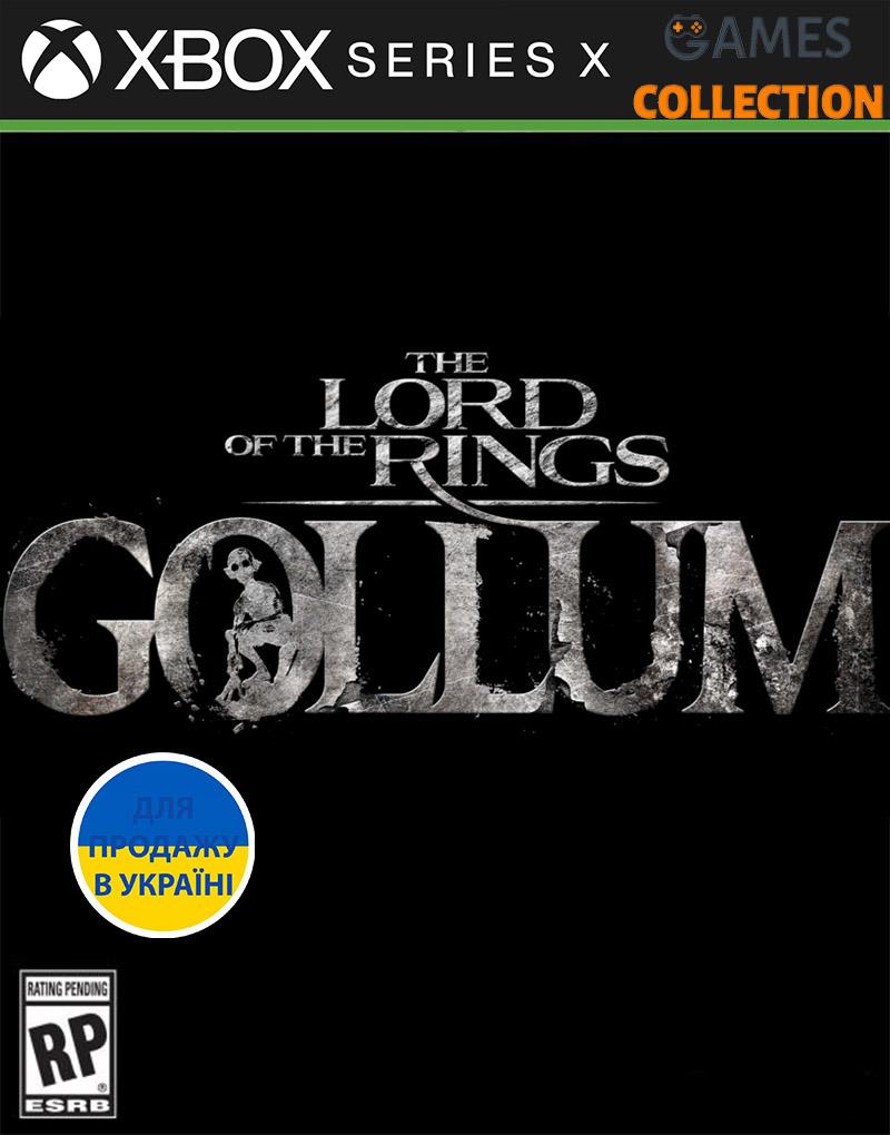 Властелин колец: Голлум (Xbox Series X)-thumb