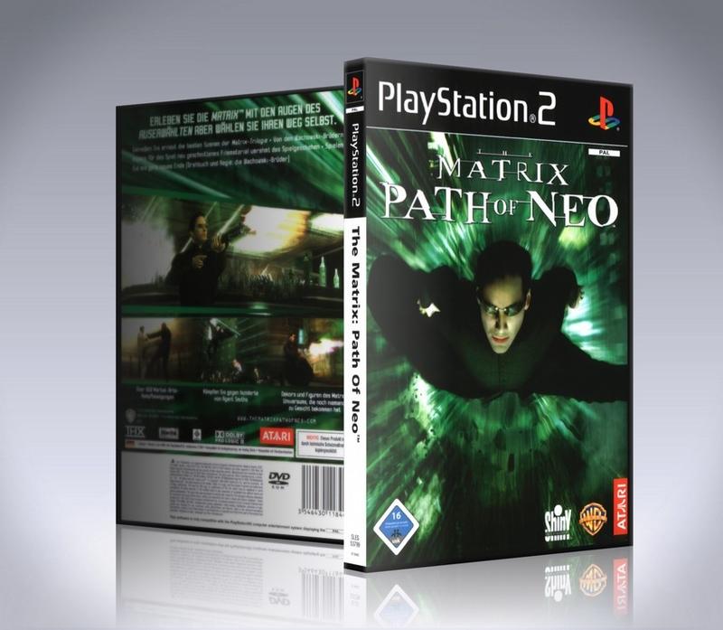 The Matrix Path Of Neo (ps2)-thumb