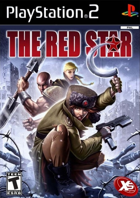 The Red Star (PS2)-thumb
