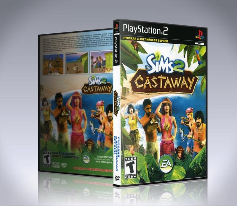 The Sims 2 Castaway (ps2)-thumb