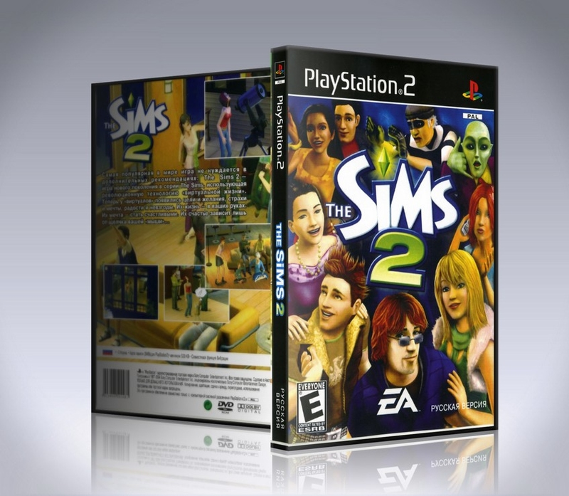 The Sims 2 (ps2)-thumb