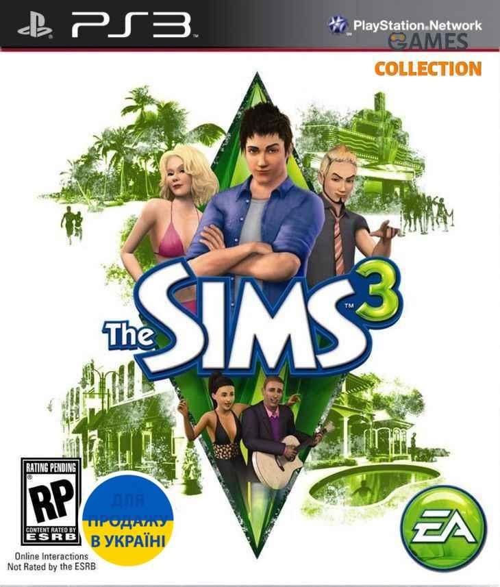 Sims 3 (PS3)-thumb