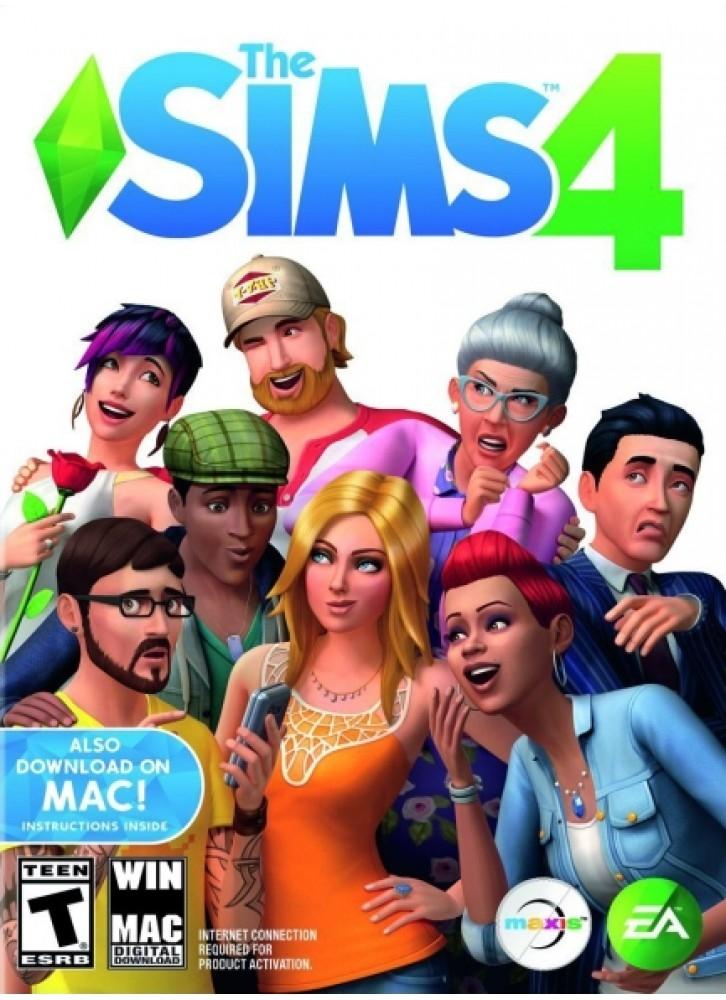 The Sims 4 Ключ (PC)-thumb