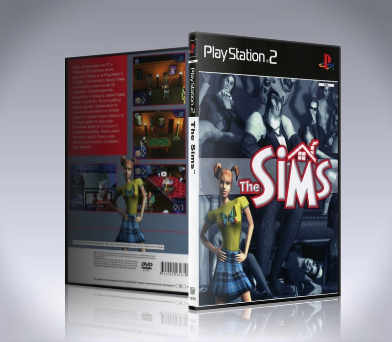 The sims (ps2)-thumb