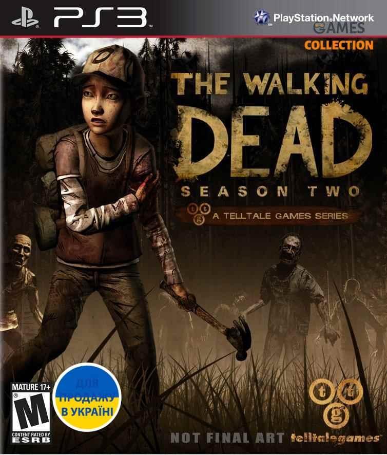 The Walking Dead: Season Two (PS3)-thumb