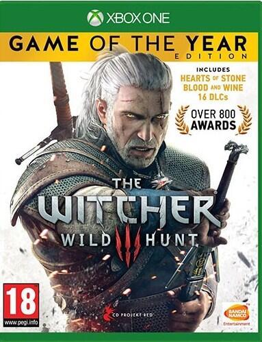 Ведьмак 3. Игра года (Xbox One)-thumb