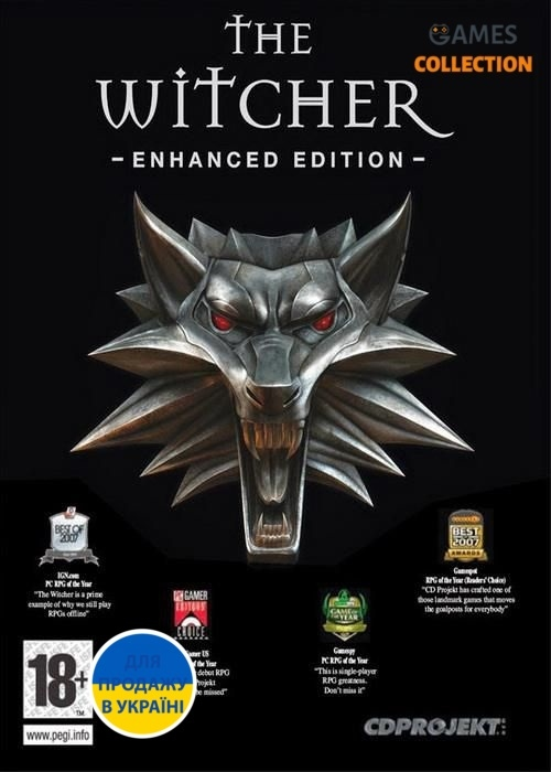 The Witcher: Enhanced Edition (PC) КЛЮЧ-thumb