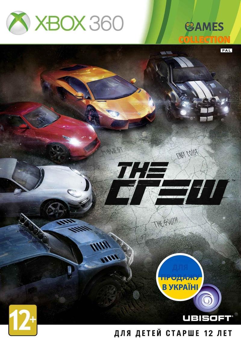 The Crew (XBOX360) Б/У-thumb