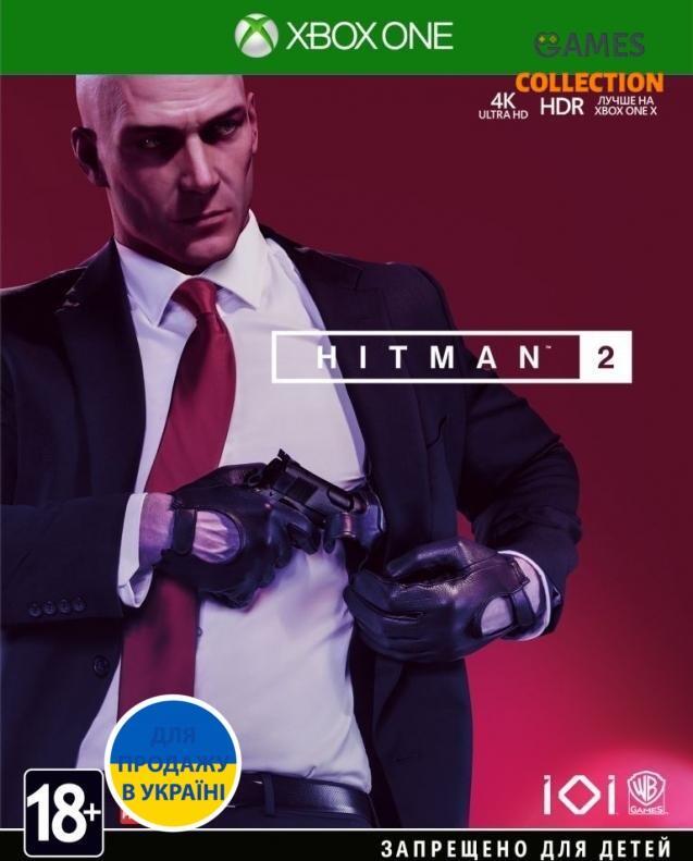 Hitman 2 (Xbox One)-thumb