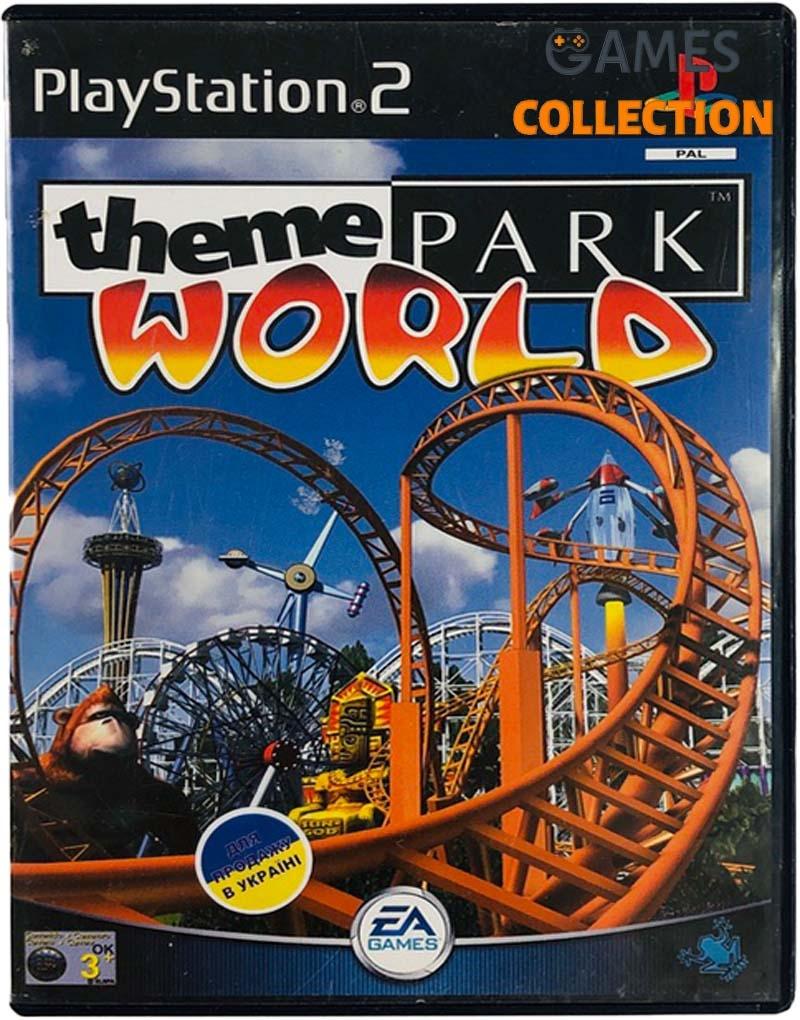 Theme Park World (PS2) Б/У-thumb