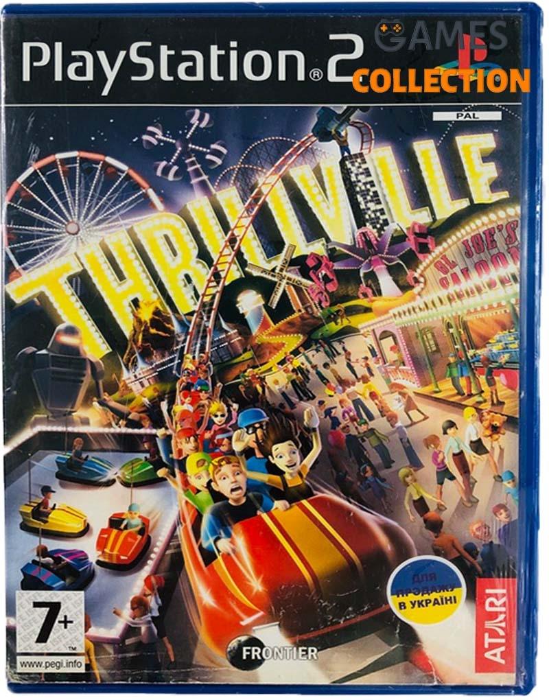 Thrillville (PS2) Б/У-thumb