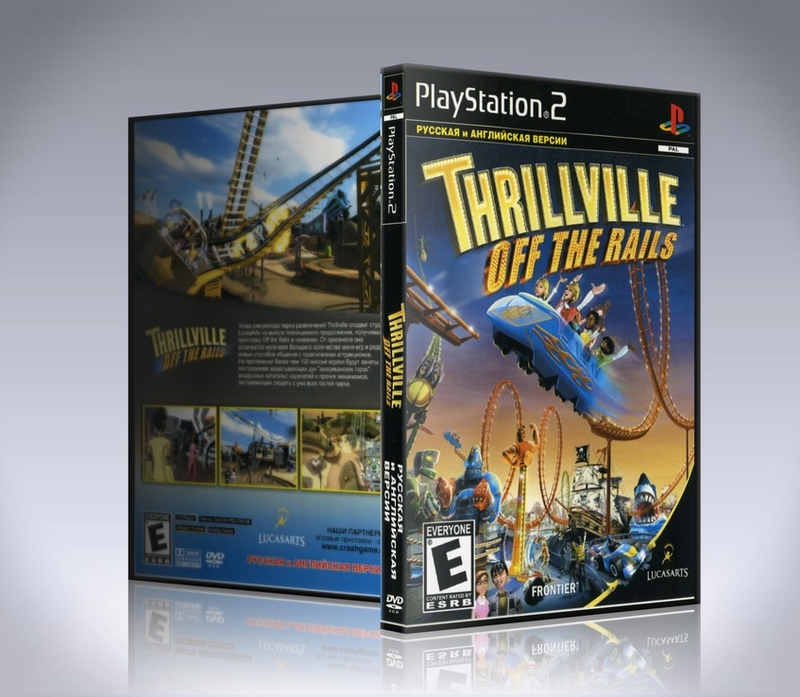 Thrillville Off the Rails (ps2)-thumb
