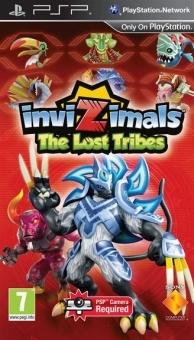 Invizimals 3: The Lost Tribes (русская версия)-thumb