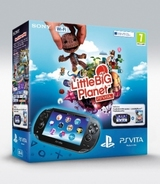 PS Vita Black WiFi Bundle (MC 4 Gb, LBP Voucher)-thumb