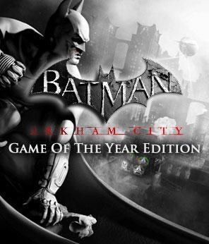 BATMAN: ARKHAM CITY GOTY КЛЮЧ (PC)-thumb