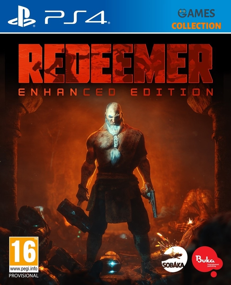 Redeemer: Enhanced Edition (PS4)-thumb