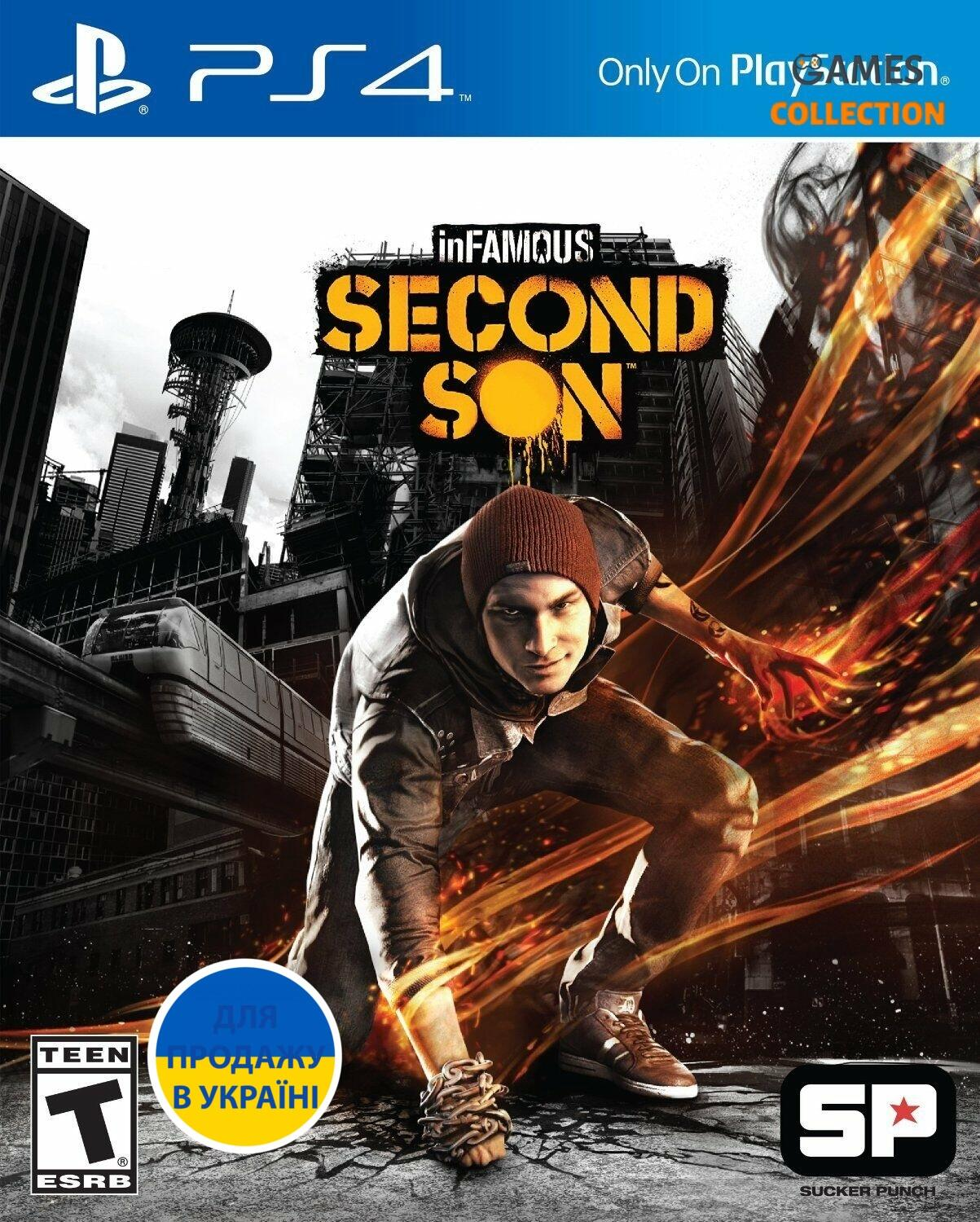 inFAMOUS: Second Son (PS4)-thumb