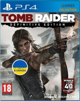 Tomb Raider Definitive Edition (PS4)-thumb