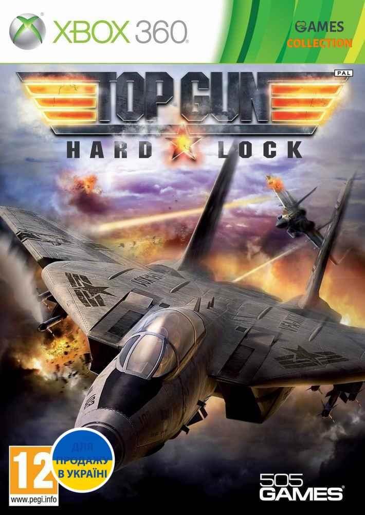 Top Gun: Hard Lock (XBOX360)-thumb