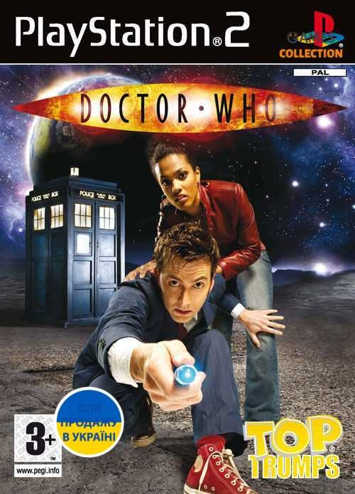 Top Trumps: Doctor Who (PS2)-thumb